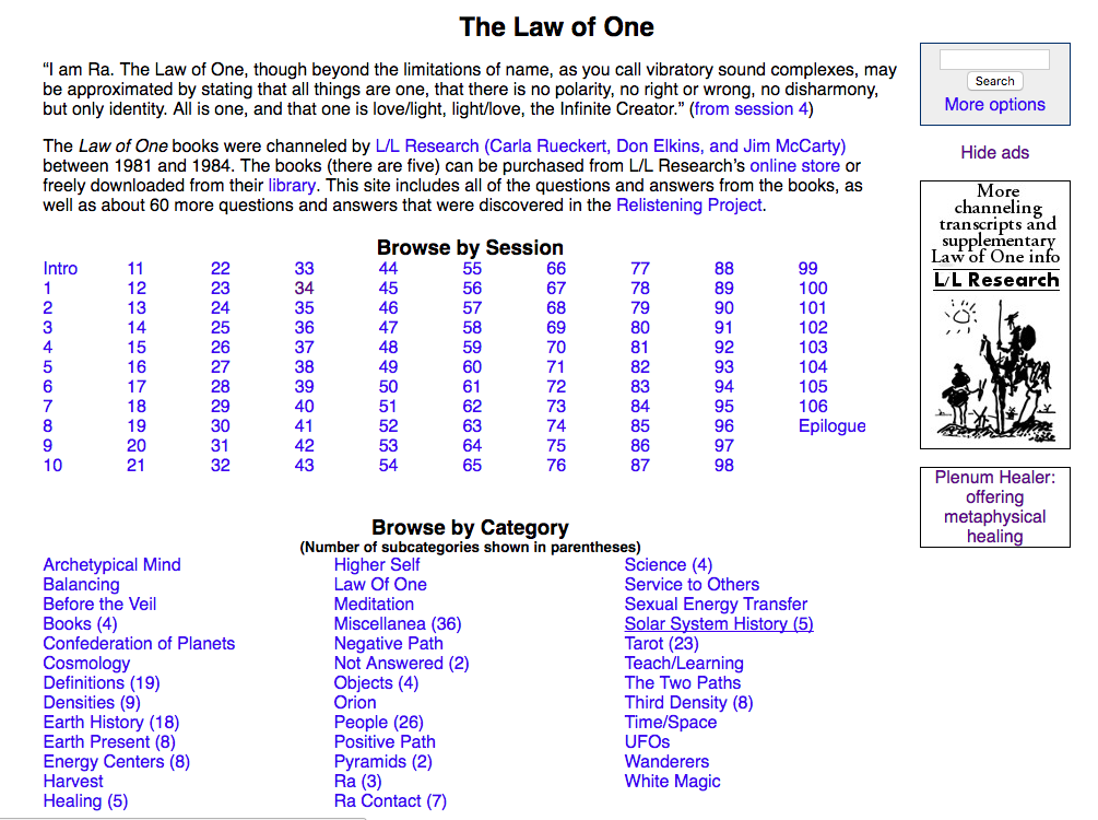 lawofone.info